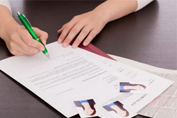 1. Nộp hồ sơ ứng tuyển